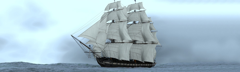 Womens Pioneer Tall Ship