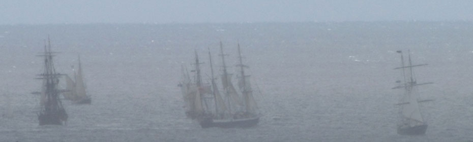 Womens Pioneer Tall Ships Off Sydney Heads